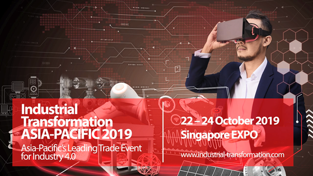 L'exposition sur la transformation industrielle a Singapour promeut l'innovation hinh anh 1
