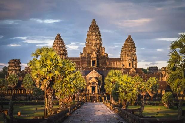 Cambodge : le nombre de touristes etrangers a Angkor continue de baisser hinh anh 1