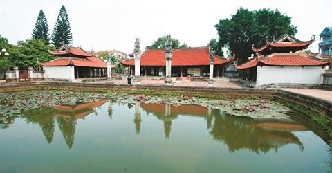 La maison commune de Tay Ðang, un tresor memoriel a Hanoi hinh anh 1