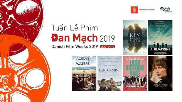 La Semaine du film danois 2019 debute a Hanoi et a Ho Chi Minh-Ville hinh anh 1