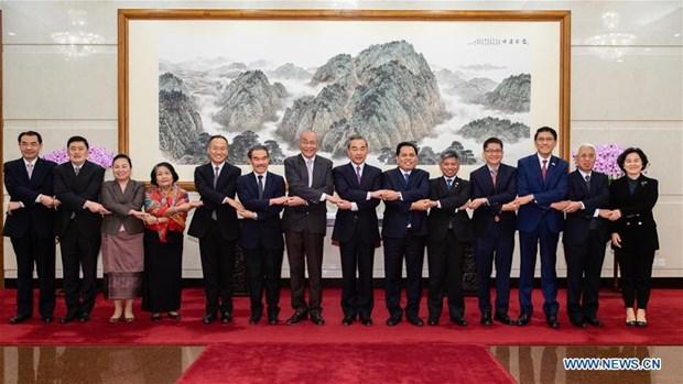 La Chine et l'ASEAN conviennent de renforcer leur cooperation hinh anh 1