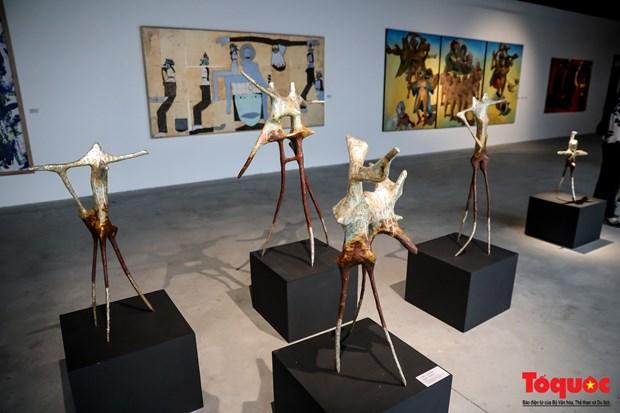 Seminaire sur l'art contemporain asiatique a Hanoi hinh anh 1