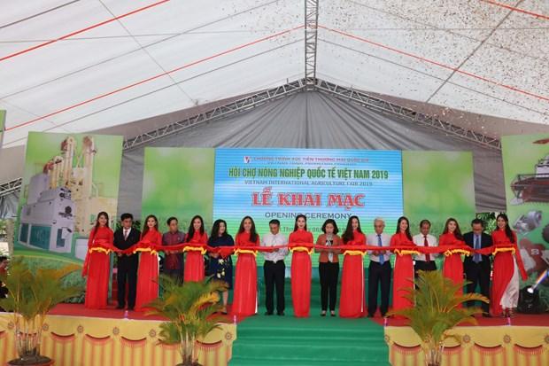 Ouverture de la Foire internationale de l'agriculture du Vietnam 2019 hinh anh 1