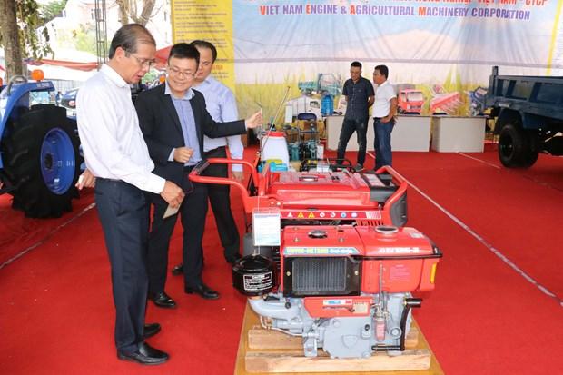Ouverture de la Foire internationale de l'agriculture du Vietnam 2019 hinh anh 2