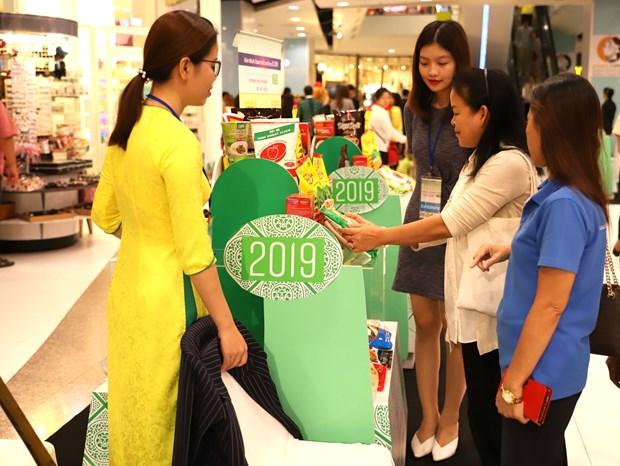 Une semaine des produits vietnamiens s'ouvre en Thailande hinh anh 2