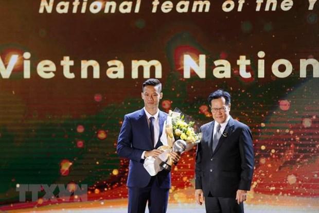 Le Vietnam remporte plusieurs prix lors des AFF Awards 2019 hinh anh 1