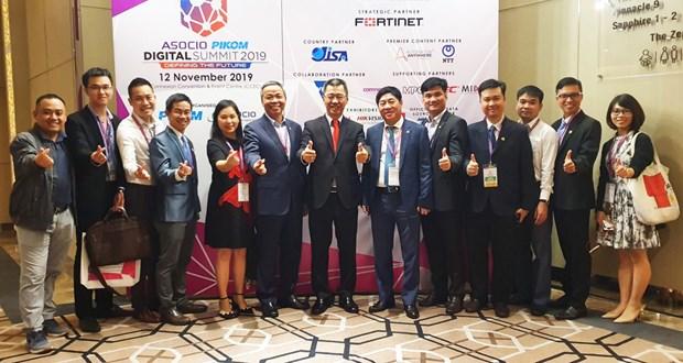 Le Vietnam remporte trois prix ASOCIO 2019 hinh anh 1