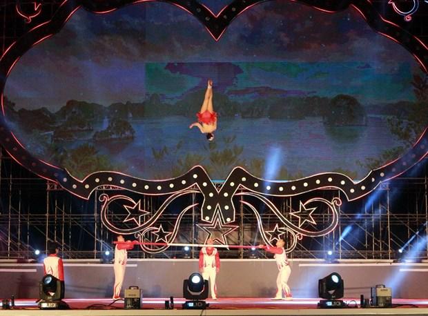 Cloture du Festival mondial du cirque 2019 hinh anh 2