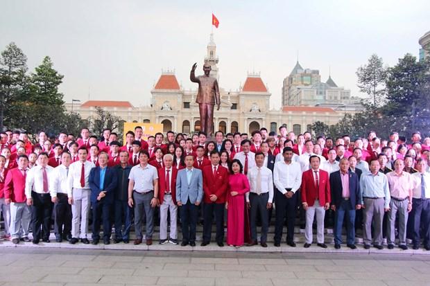 Les athletes du Sud partent pour les SEA Games 30 hinh anh 1