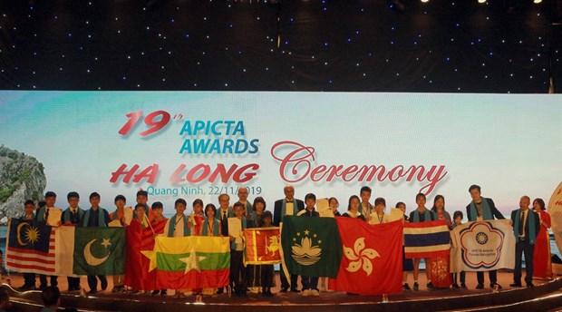 Remise des prix d'APICTA 2019 hinh anh 1