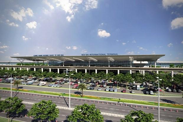 Augmentation de la capacite d'accueil de l'aeroport de Noi Bai a 100 millions de passagers par an hinh anh 1