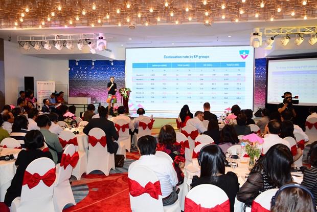 Conference de revision de la premiere annee de mise en œuvre du Programme de la PrEP hinh anh 1