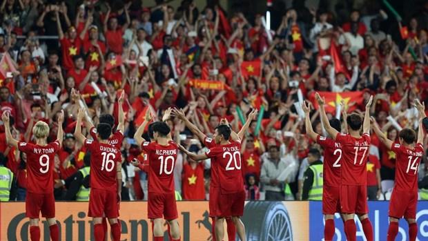 Classement FIFA : le Vietnam se classe au 94e rang mondial hinh anh 1