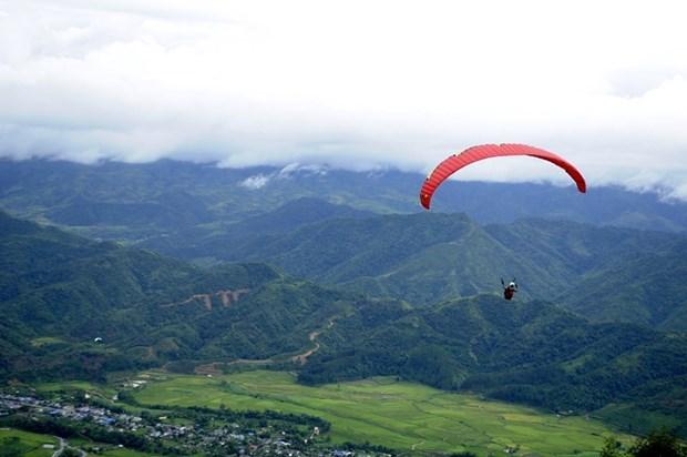 Ouverture de la competition de parapente de cross-country Putaleng XC Open hinh anh 2