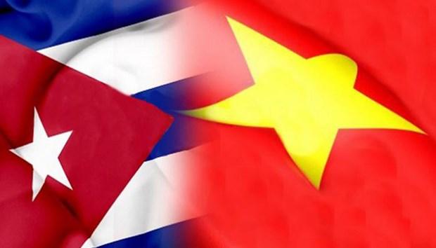 Felicitations pour le 59e anniversaire de l'etablissement des relations diplomatiques Vietnam-Cuba hinh anh 1