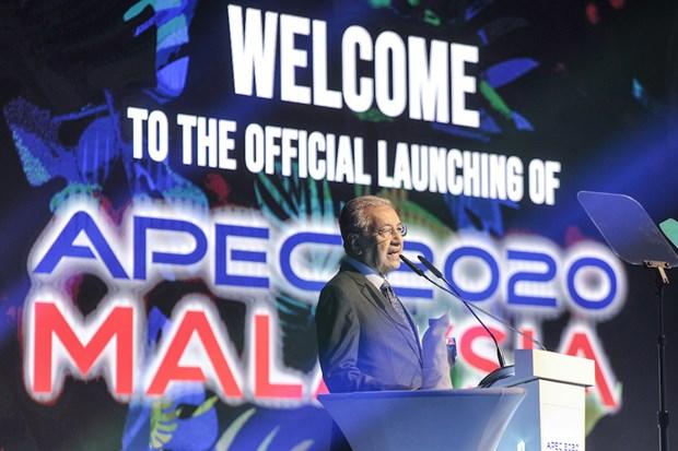 La Malaisie lance l'Annee APEC 2020 hinh anh 1