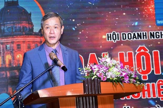 Des entreprises vietnamiennes en Allemagne contribuent a promouvoir des liens bilateraux hinh anh 1