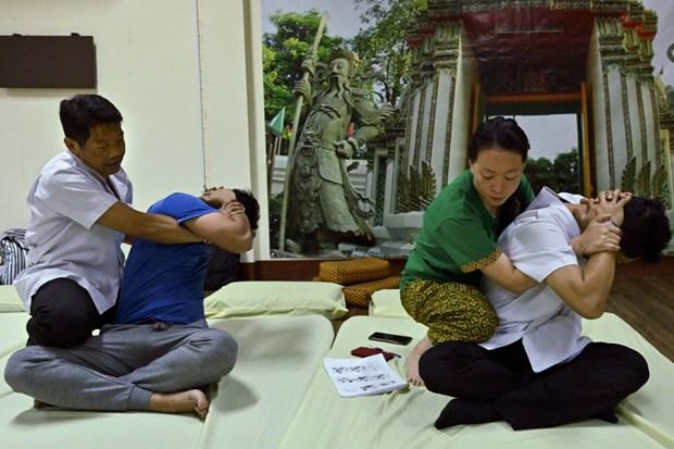 Le pencak silat et le massage thailandais inscrits au Patrimoine culturel immateriel de l'UNESCO hinh anh 1