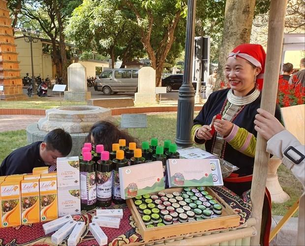 Le projet GREAT soutient environ 40.000 femmes dans leurs affaires hinh anh 1