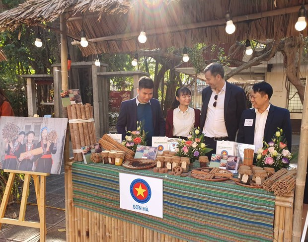 Le projet GREAT soutient environ 40.000 femmes dans leurs affaires hinh anh 2