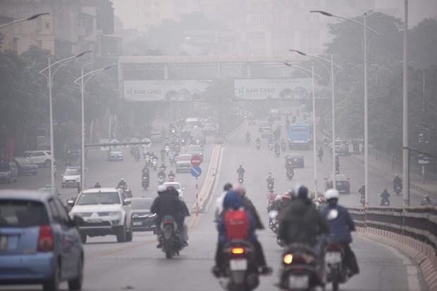 Utiliser la technologie de teledetection pour evaluer l'impact de la pollution de l'air sur la sante hinh anh 1