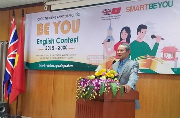 Lancement du concours Beyou English Contest 2019-2020 hinh anh 1