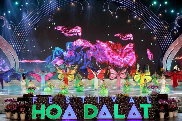 Cloture du Festival des fleurs de Da Lat 2019 hinh anh 1