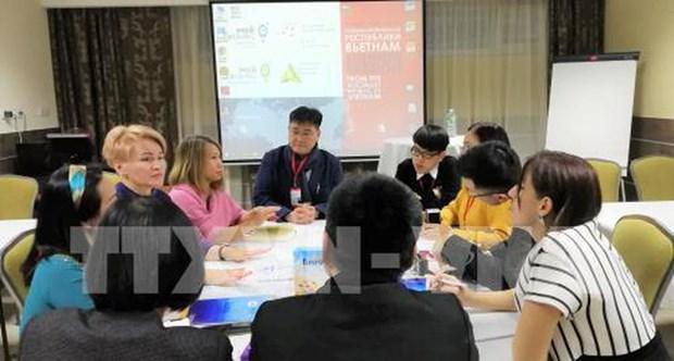 Programme de promotion commerciale pour les entreprises vietnamiennes et russes en Kalouga (Russie) hinh anh 1