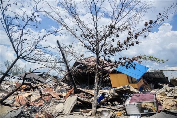 Le Japon accorde un pret a l'Indonesie pour attenuer les catastrophes naturelles hinh anh 1