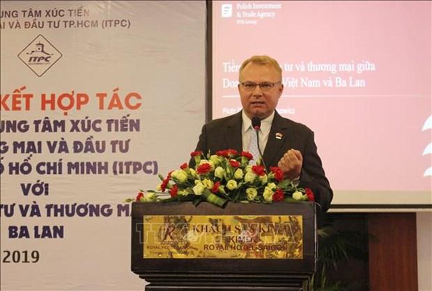 L'EVFTA pourrait aider a renforcer les liens entre la Pologne et le Vietnam hinh anh 1