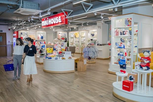 Японский Miki House открывает первый магазин во Вьетнаме