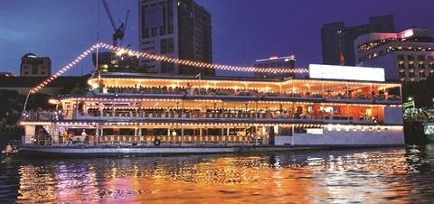 Ho Chi Minh-Ville: Le bateau-restaurant Saigon toujours a flot hinh anh 1