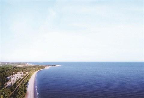 Binh Thuan: La baie de Thanh Long, un petit coin de paradis hinh anh 1