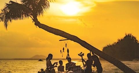 Binh Thuan: La baie de Thanh Long, un petit coin de paradis hinh anh 2