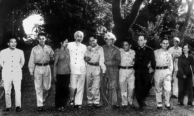 La Semaine du film sur le President Ho Chi Minh hinh anh 1