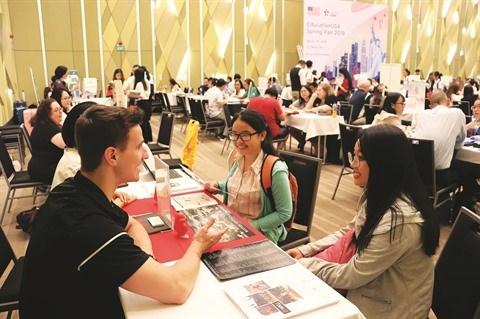 Cooperation culturelle et educative, une passerelle d'amitie vietnamo-americaine hinh anh 1