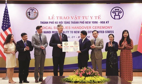 Cooperation culturelle et educative, une passerelle d'amitie vietnamo-americaine hinh anh 2