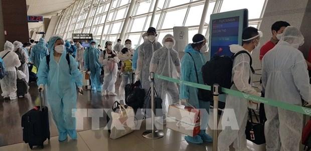 Coronavirus: 600 citoyens rapatries d'Europe, d'Afrique et de Republique de Coree hinh anh 1