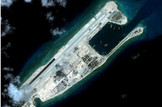 Mer Orientale : les Etats-Unis imposent des restrictions a des entreprises et personnes chinoises hinh anh 1