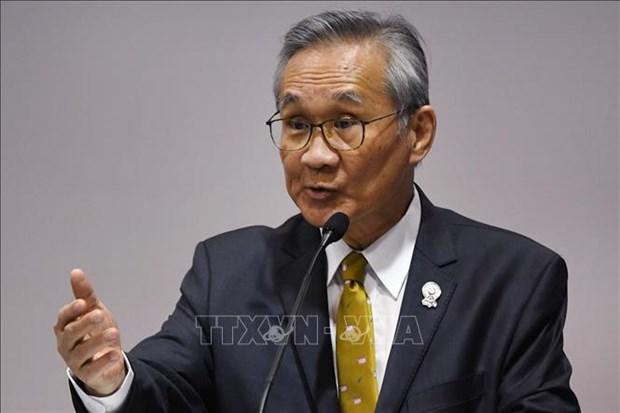 AMM-53: la Thailande propose des mecanismes consultatifs dans le cadre de l'ARF hinh anh 1