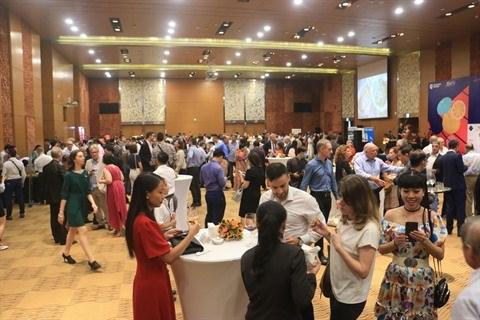 Ho Chi Minh-Ville: Le rendez-vous des entrepreneurs francais et francophones hinh anh 1