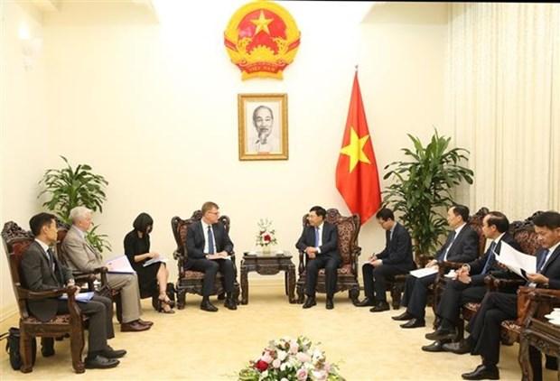 La BAD exhortee d'aider le Vietnam a acceder a des prets a taux preferentiels hinh anh 1