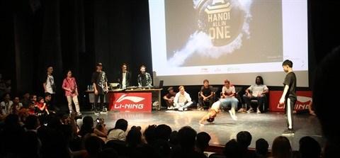 Pockemon Crew fait le show en hip-hop a Hanoi hinh anh 2