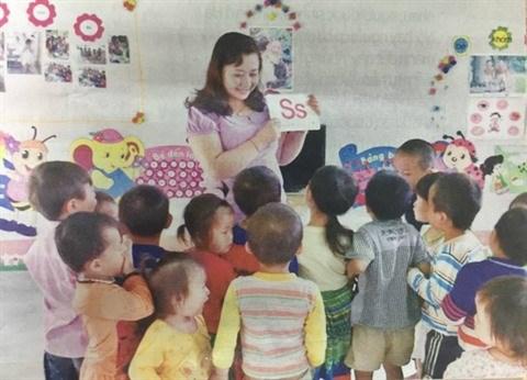 L'amour maternel, la force des enseignants hinh anh 1