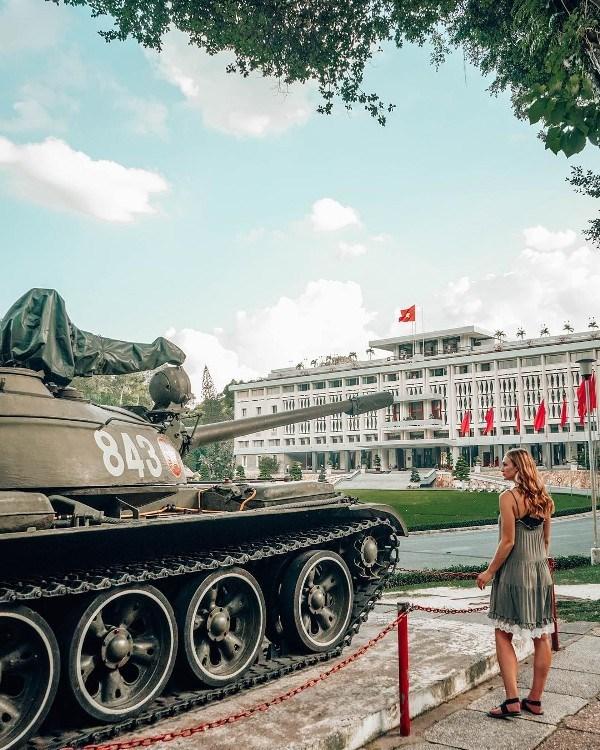 Rough Guides suggere des destinations a Ho Chi Minh-Ville hinh anh 1