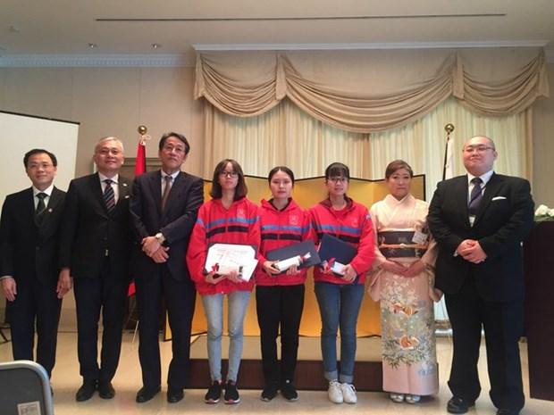 Le Vietnam et le Japon renforcent les echanges universitaires en medecine hinh anh 1