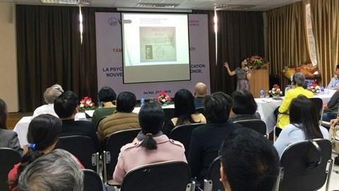 Psychologie de l'enfant et education nouvelle au cœur d'une conference hinh anh 2