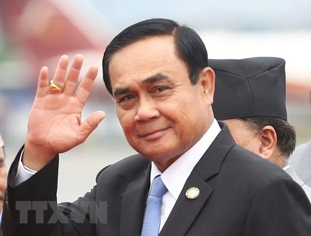 Le PM thailandais en visite en Allemagne pour renforcer les relations bilaterales hinh anh 1