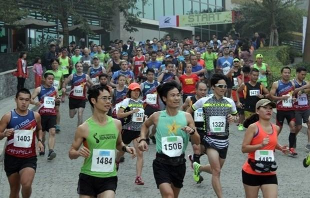 La «Course pour les Tigres» 2018 attire plus de 750 coureurs hinh anh 1