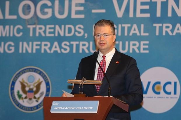 L'ambassadeur americain felicite le Vietnam pour son integration internationale hinh anh 1